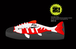 KOI SHOES