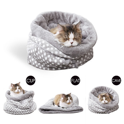 Snuggly Sleeping Sack - Bed for Cats and Dogs