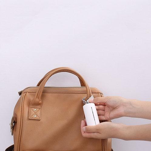 Elegant Dog Poop Bag Dispenser & Poop Bags