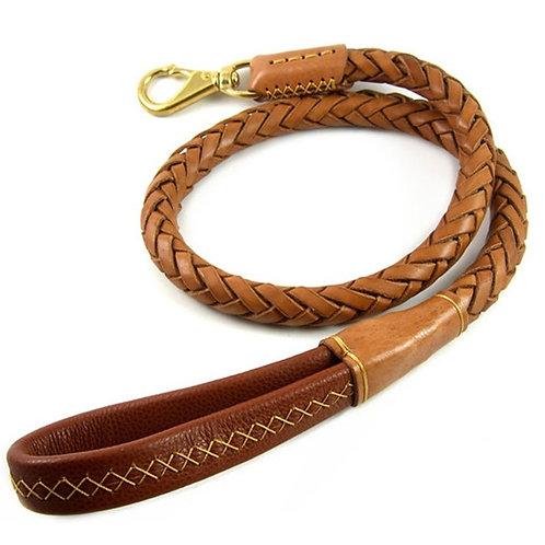 High Quality Genuine Leather Dog Leash