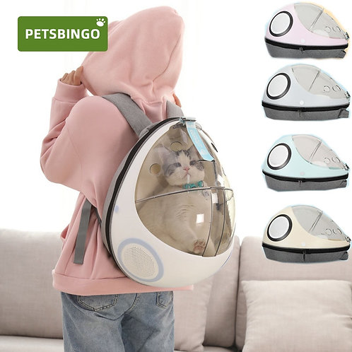 Mars Mission Space Backpack for Cats
