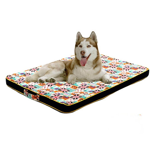 Memory Foam Breathable Dog Bed