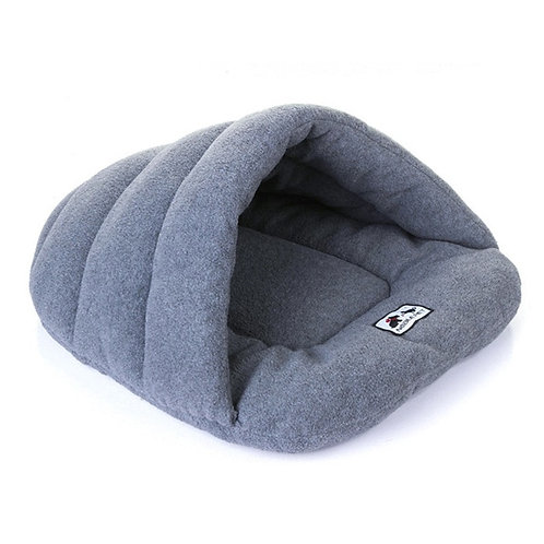 Warm Slippers Style Cosy Dog or Cat Bed