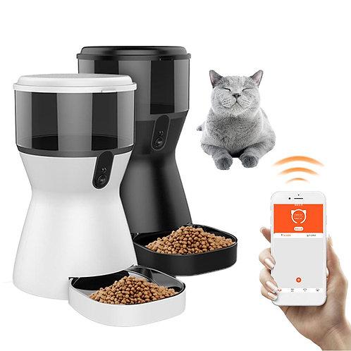 Smart Wifi Pet Feeder 4L