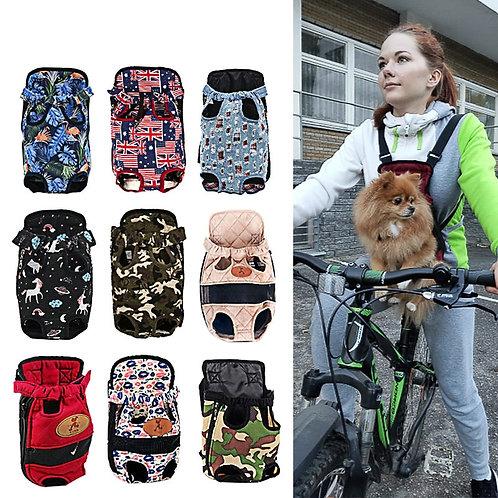 Dog Carrier Front or Back facing Backpack