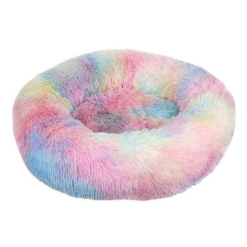 The Best & Softest Dog or Cat Calming Plush Cosy Bed