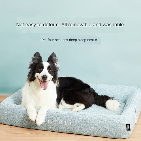 Deep Sleep Memory Foam Dog Mattress