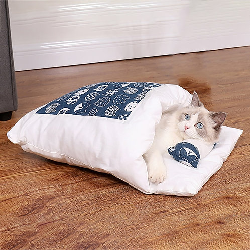Japanese Style Sleeping Bags for Cats