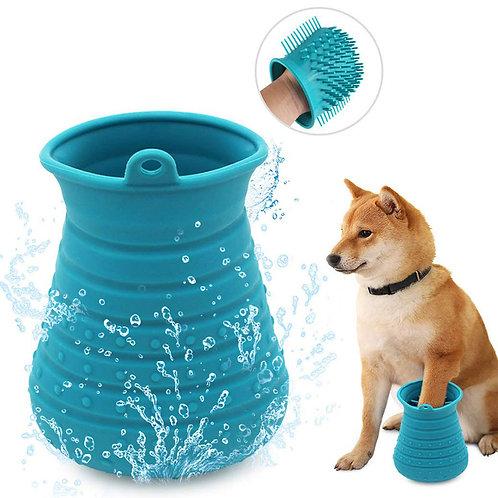 Soft Silicone Dog Paw Washer
