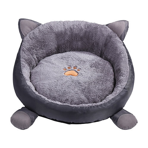 Soft Cotton Cat Bed