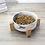 Thumbnail: Marble Ceramic Pet Bowl for Food & Water