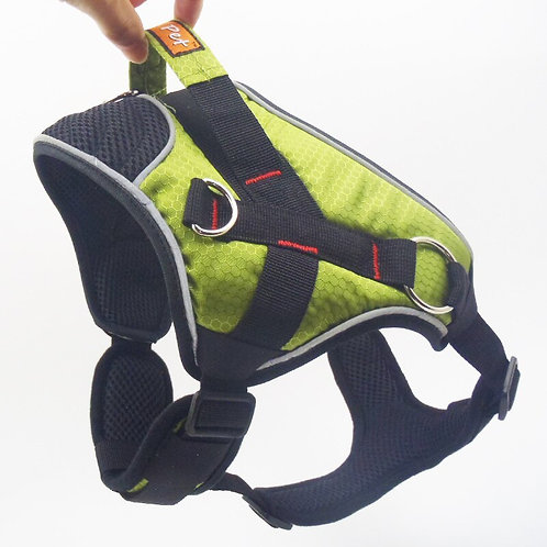Professional Top Quality Pet Vest Harnesses Safety Protection Dog Harness