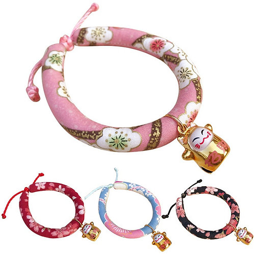 Japanese Cat Collars