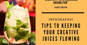 Infographics: Keeping the creative juices flowing