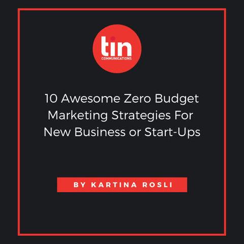 New Business Marketing Strategies (Slideshare)