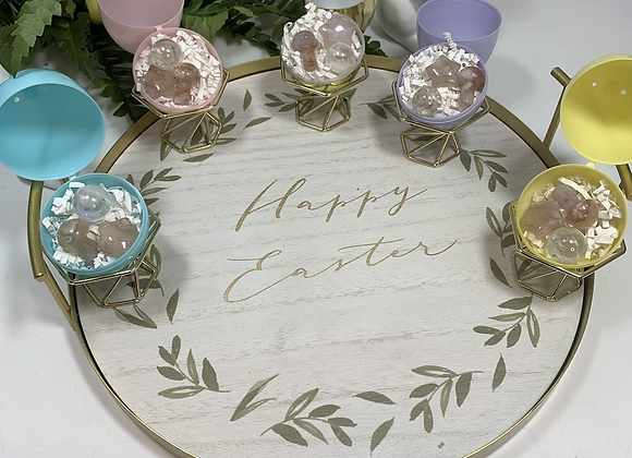 Crystal Easter Eggs