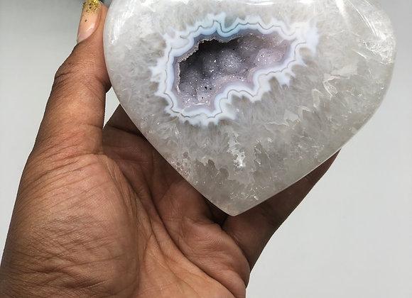 Heart Agates