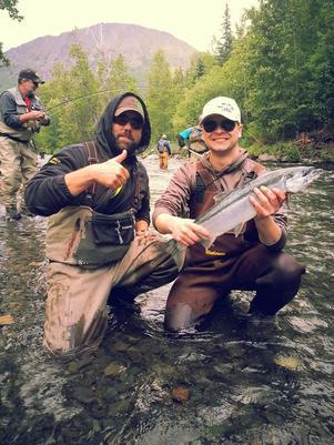 Battle Dawgs Alaska Rick Casillo