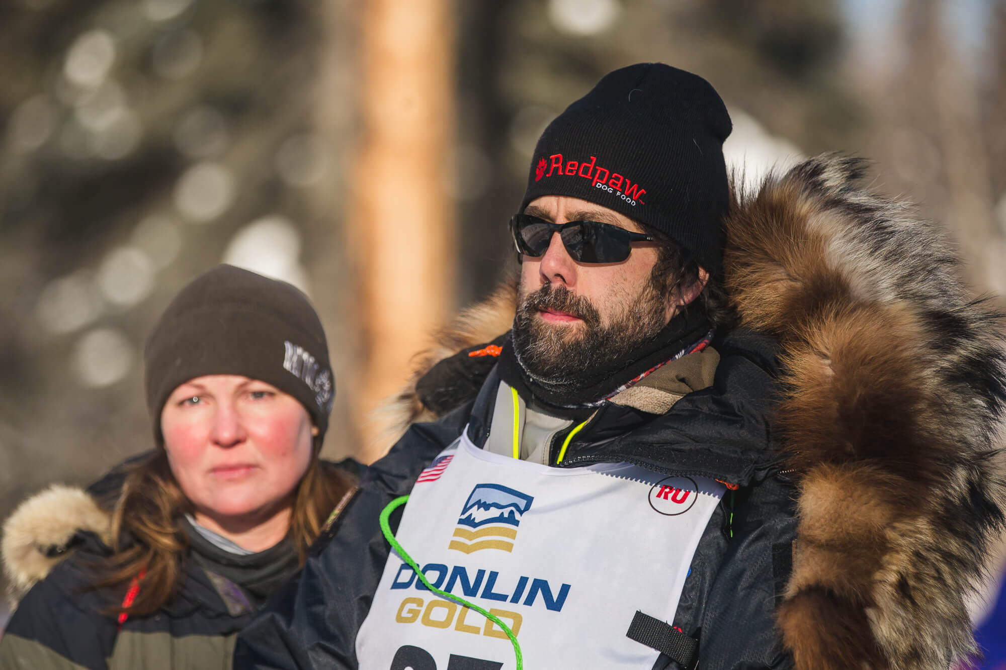 '17 Iditarod Rick & Jennifer Casillo