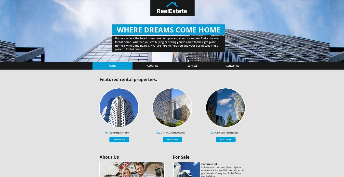 Artsthetics Corporate Website Design