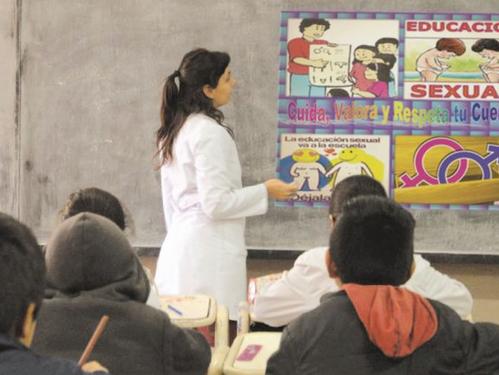 Urgencias en la Educación Sexual