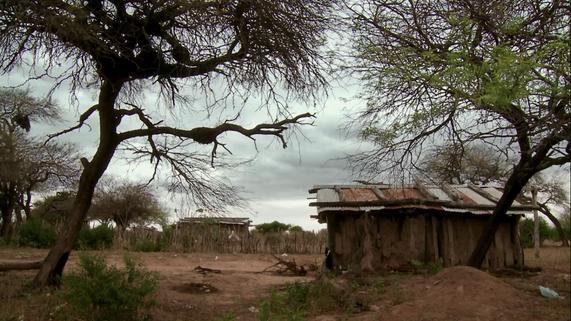 """Vista de San Félix en la película """"El último quilombo (Gentileza Alberto Masliah)"""
