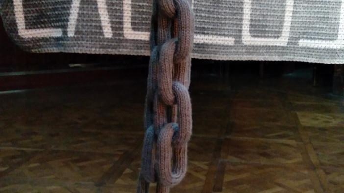 Instalación galardonada en el 106º Salón Nacional de Artes Visuales. Foto Alicia Alvado