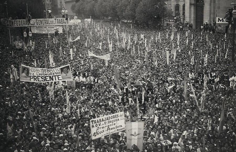Los 17 de octubre latinoamericanos