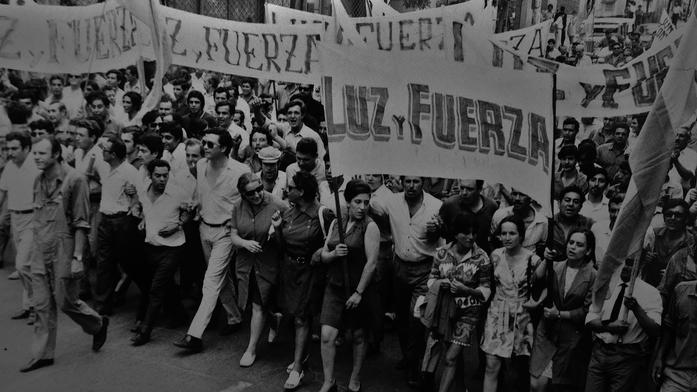 Foto Carlos Ardiles del Archivo de Luz