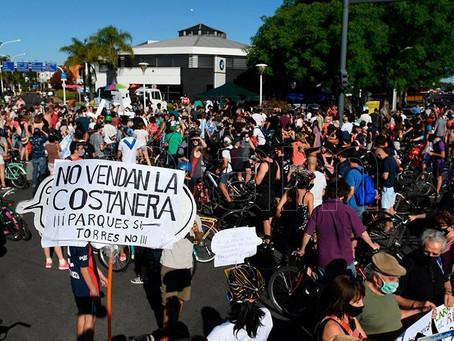 Tras la Audiencia Pública, la pelea contra la privatización en Costanera Norte abre nuevos rumbos
