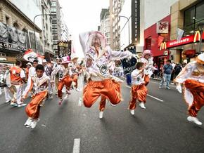 Magia y huellas del carnaval porteño
