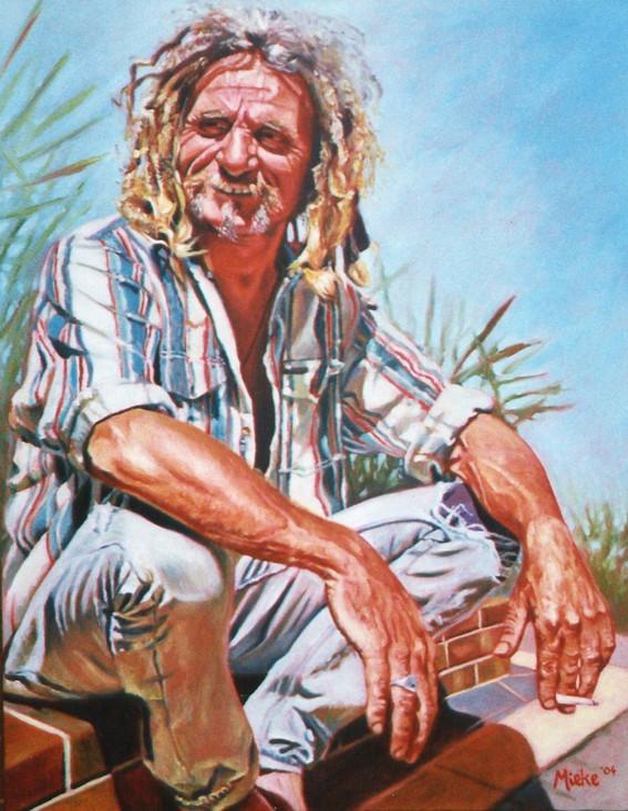 Steve of Te Mahoerangi