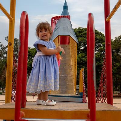 Luna no Parque