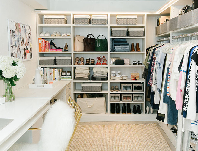 Wardrobes - And what they say about you!