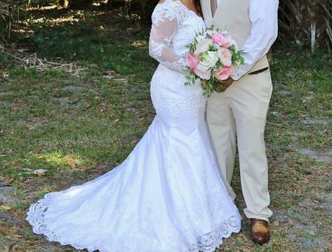 Romantic Blush and Cream Wedding