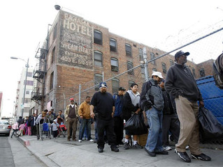Poverty, Race & the American Church