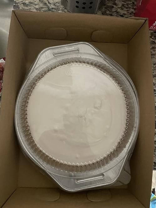 Pink Lemonade icebox pie