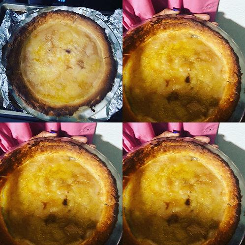 Water pie
