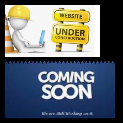 Under construction . New site coming soon !