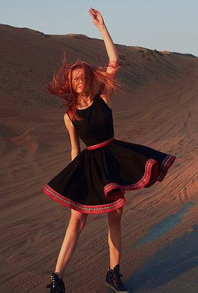 Sadu Little Black Dress