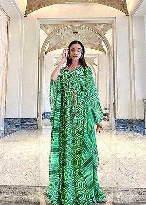 Emerald Princess Kaftan