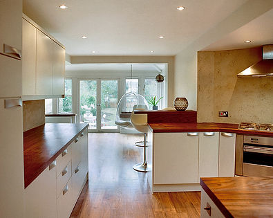 Kitchen upgrades and refurbishments