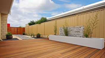 Decking cleaning, care and installations Perth Joondalup