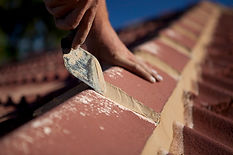 roof repointing Perth, roof repairs, leaking roof perth, ridge cap repointing, hip cap repointing