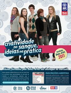 Belas Artes Institucional