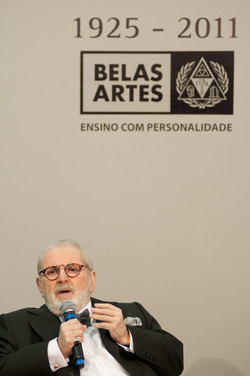 Jô Soares -Professor Honoris Causa