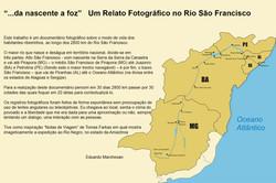 Mapa - Rio São Francisco
