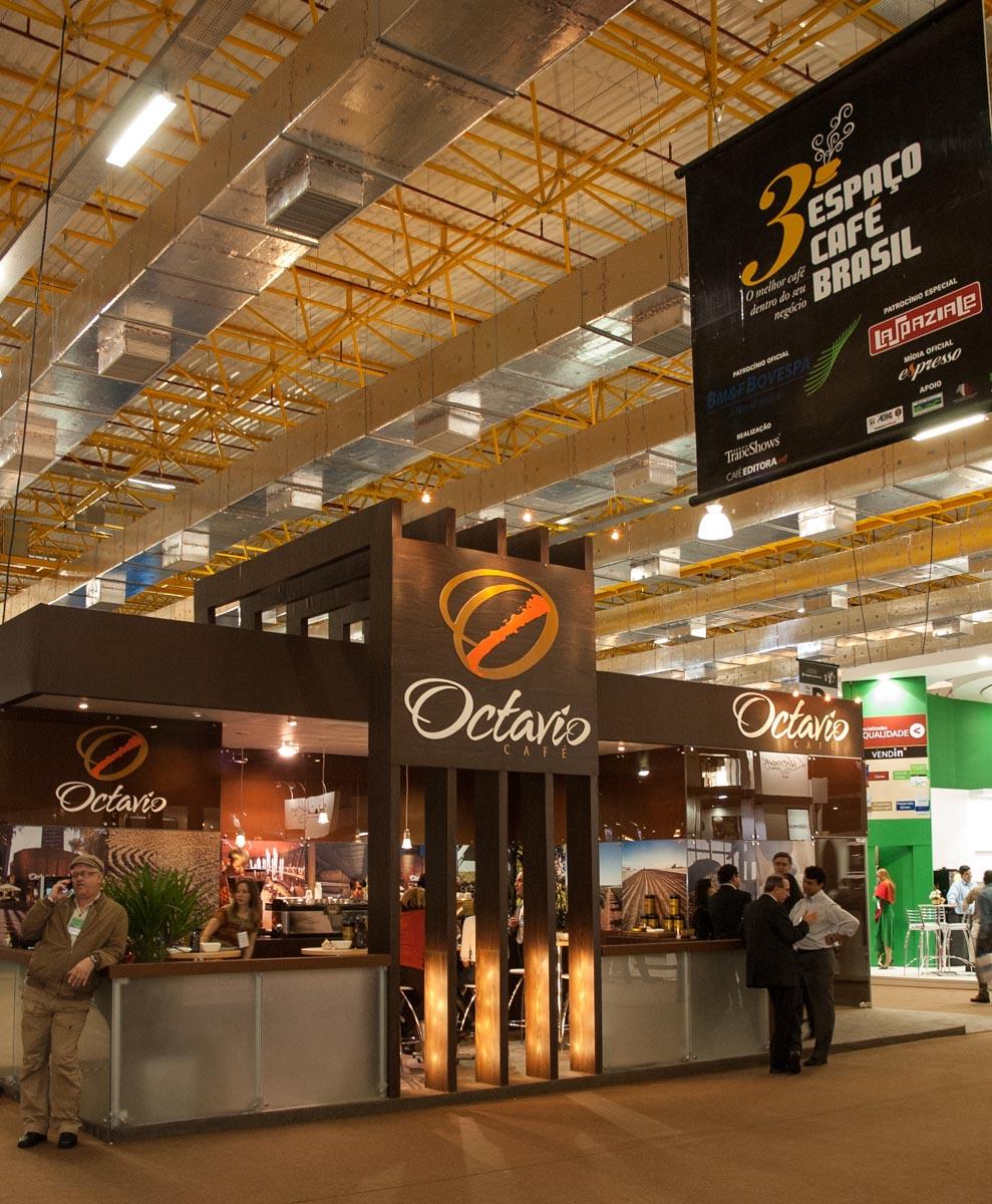 Espaço Café Brasil - Copa Barista