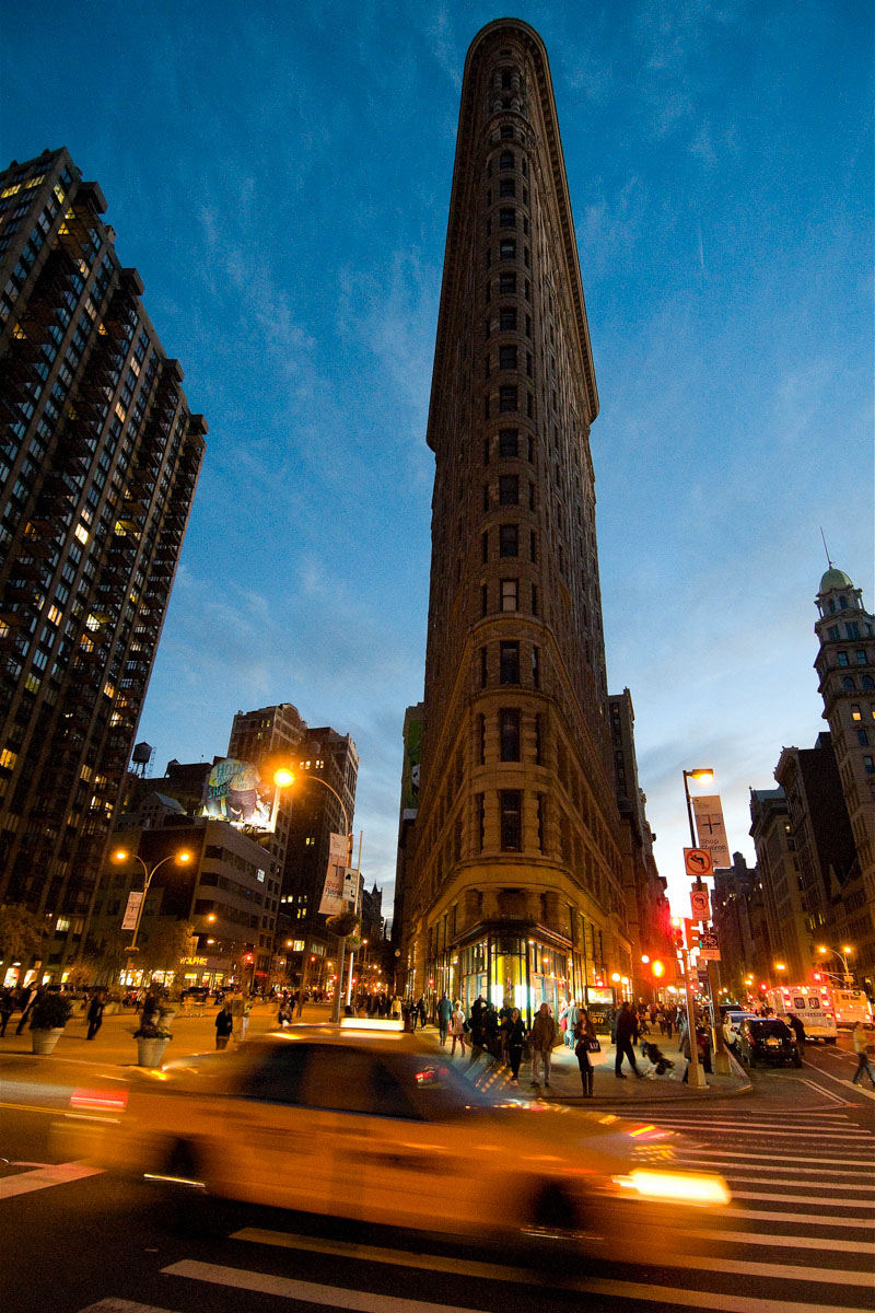 Flatiron Building Nova Iorque -EUA