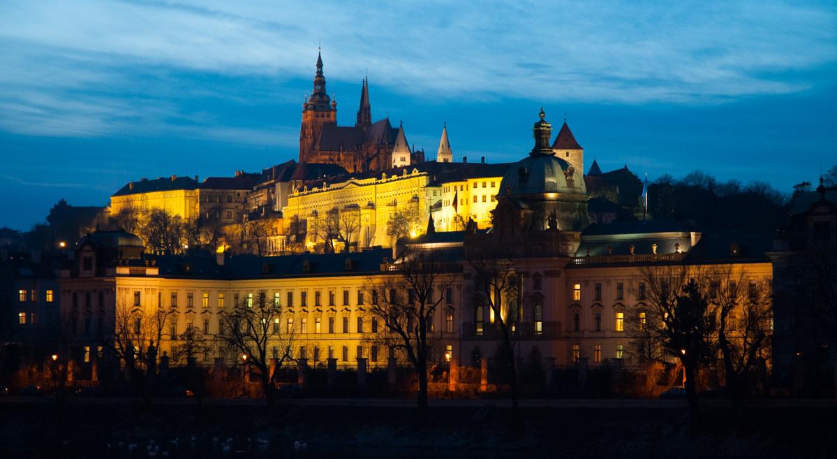 Castelo de Praga - República Checa